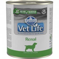 Fm Vet Life Renal Perro 6X300Gr