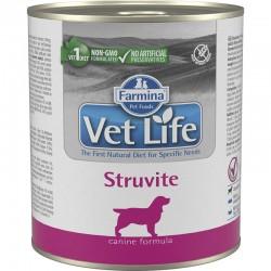 Fm Vet Life Struvite Perro 6X300Gr