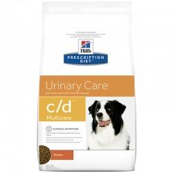 Hill's PD Canine C/D 2Kg 8654U