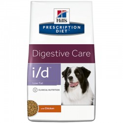 Hill's PD Canine I/D Low Fat 6Kg 1807R