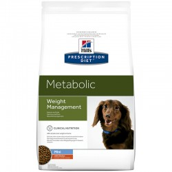 Hill's PD Canine Metabolic Mini 6Kg 3354R