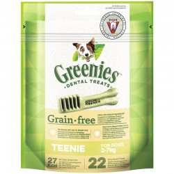 Greenies C&T Teenie 6X170Gr. Grain Free