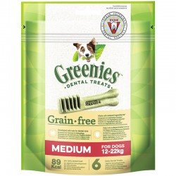 Greenies C&T Medium 6X170Gr. Grain Free