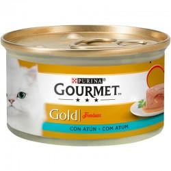 Gourmet Gold Fondant Atun 24x85gr