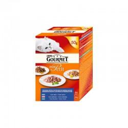 Gourmet Mon Petit De Pescados Mpack 8X6X50Gr
