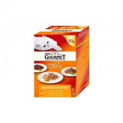 Gourmet Mon Petit De Aves Mpack 8X6X50Gr