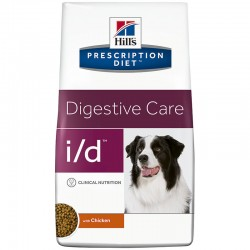 Hill's PD Canine I/D 2Kg 8652U