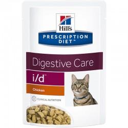 Hill's PD Feline I/D Sobre 85Gr X 12Ud 1189M