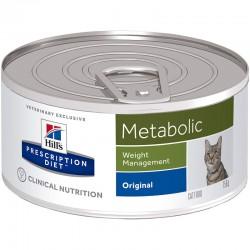 Hill's PD Feline Metabolic Lata 156GrX24Ud 2102YT