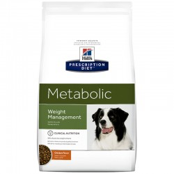 Hill's PD Canine Metabolic 4Kg 2098R
