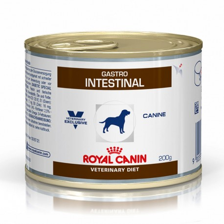 Vd Gastrointestinal Dog Lata 200Gr X 12Ud