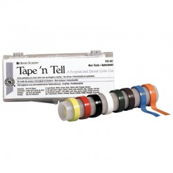Tape'n Tell Cinta De Colores 8Ud HS