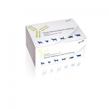 Test Dirofilaria Canina CVM 10uds