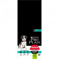 Pro Plan Digest Medium Puppy Cordero 12Kg