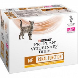 Pro Plan Renal Function Cat Pouch Pollo (10X85gr)