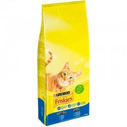 Friskies Cat Adult Atun&Verduras 20kg