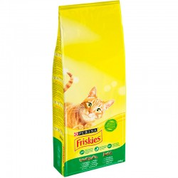 Friskies Cat Adult Conejo/Pollo 20kg