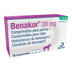 Benakor 20Mg 98Comp