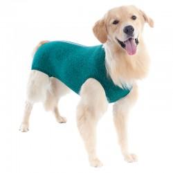 Traje Postquirurgico Perro 11 Verde
