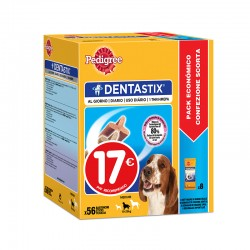 Pedigree Dentastix Multipack 56 Barritas Med. PVP
