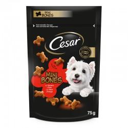 Cesar Mini-Bones Buey Y Pollo 6X75Gr