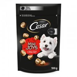 Cesar Mini-Joys Queso Y Buey 6X100Gr