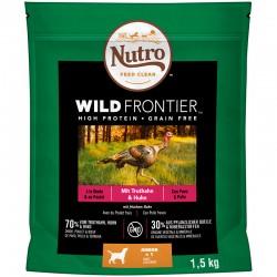 Nutro W.Frontier Puppy Pavo/Pollo 1,5Kg PVPR 9,99