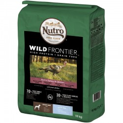 Nutro W.Frontier Adult R.G.Pav/Pol 10Kg PVPR 57,99
