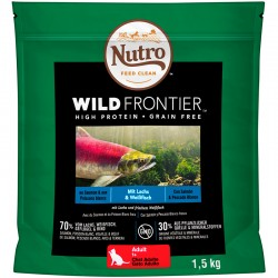 Nutro W.Front Gato Adult Sal/P.Bco 1,5Kg PVPR 9,99