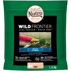 Nutro W.Frontier Gato Junior S/P.Bco1,5Kg PVPR9,99