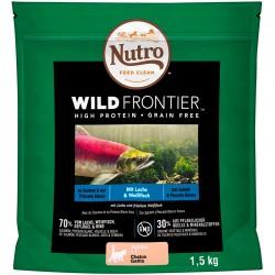 Nutro W.Frontier Gato Puppy S/P.Bco 1,5Kg PVPR9,99