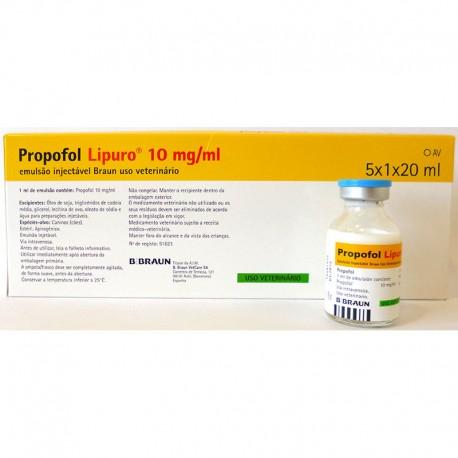 Propofol 1% 20Ml