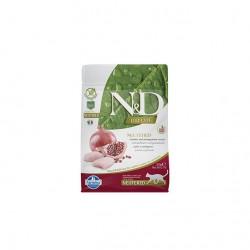 Farmina ND Prime Gato Neutered Pollo 300Gr