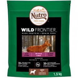 Nutro W.Frontier Adult Ven./Terne 1,5Kg PVPR 9,99