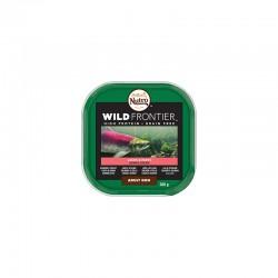 Nutro W.Frontier Tarrina Salmon/Pollo 20X300Gr