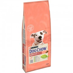 Dog Chow Sensitive Salmon&Arroz 14Kg