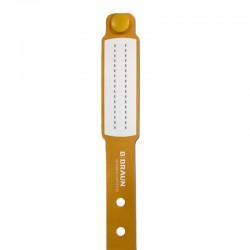 Collar Hospitalización Amarillo 50Ud