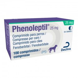 Phenoleptil 25Mg 100 Comp