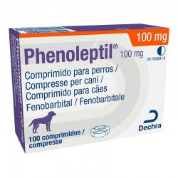 Phenoleptil 100Mg 100 Comp