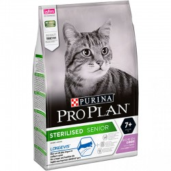 Pro Plan Sterilised 7+ Gato Pavo Optirenal 3kg