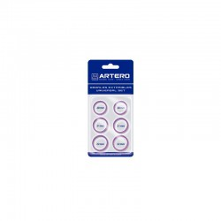 Artero Set Dedales Purpura 6Ud