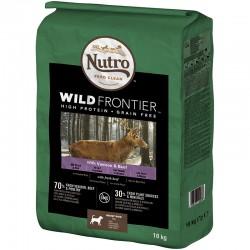 Nutro W.Frontier Perro Adulto Venado/Ternera 10Kg