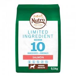 Nutro Lim Perro Adulto Mediano Salmon 9,5Kg
