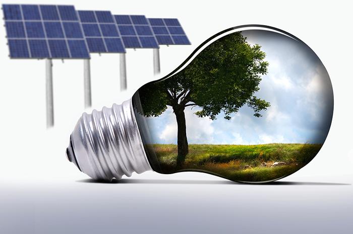 Eficientes y ecológicos con las energías renovables