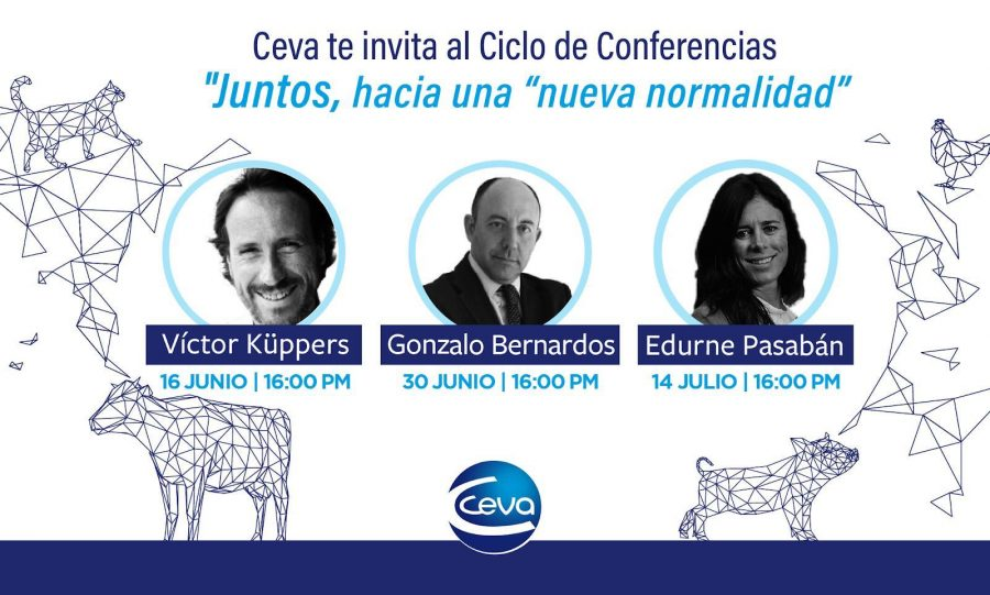 ciclo de conferencias virtuales ceva
