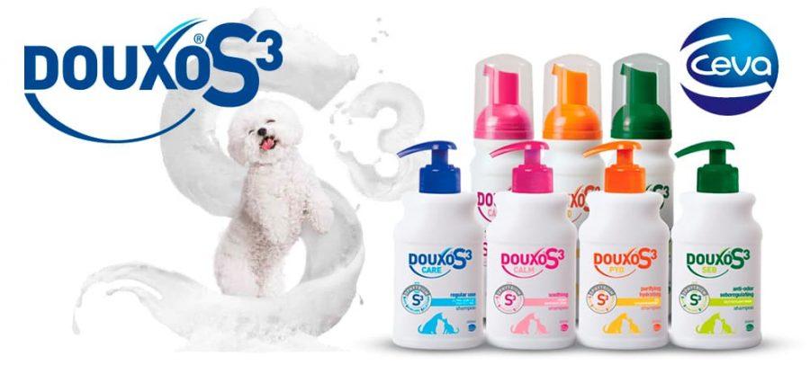 Douxo S3, cuida la piel de tu mascota