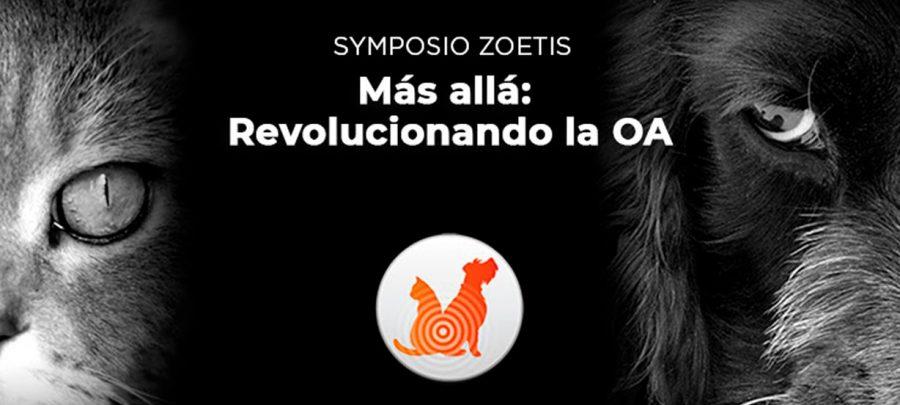 Invitación al simposio sobre la osteoartritis de Zoetis